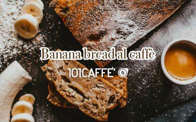 101RECIPES: Coffee Banana Bread