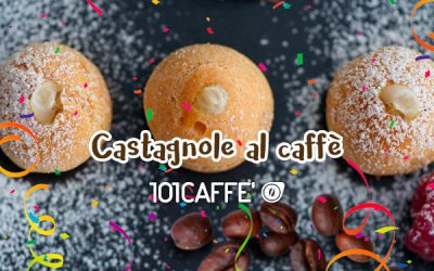 101RECIPES: Castagnole al caffè (Castagnole with coffee)