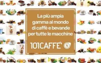 The best numbers of 101CAFFE products range