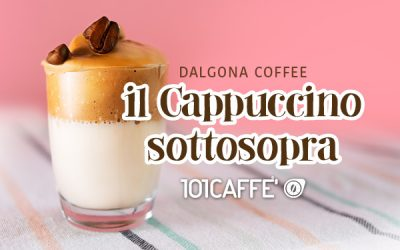 101RECIPES Cappuccino Sottosopra (upside down)