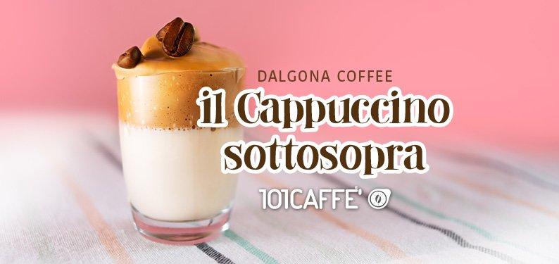 101RECETTES: Cappuccino Sottosopra (au contraire)