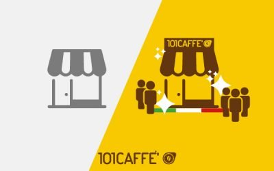 Do you want to attract customers to your store and coffee shop? Join the 101 CAFFE' Franchising Network