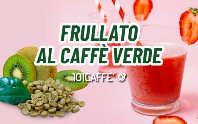 101RICETTE: Frullato al caffè verde