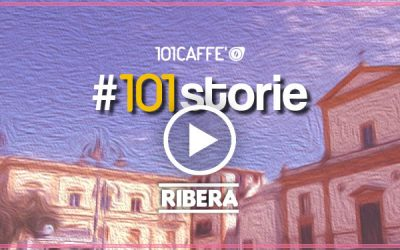 The 101CAFFE' Franchising celebrates Women's Day 2021 with the opening of a new store in Ribera (Sicily)