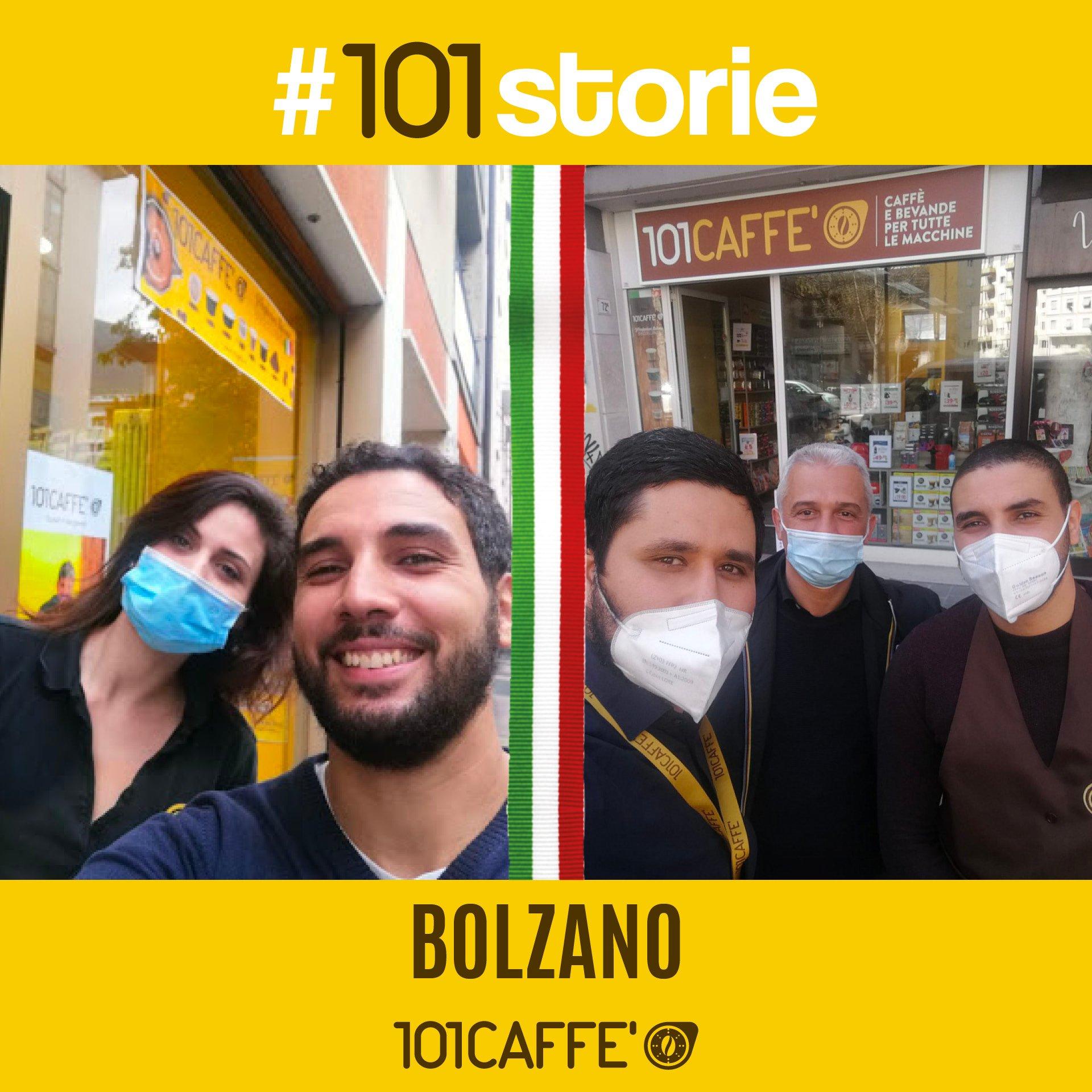 101 CAFFE' Bolzano - affiliati seriali