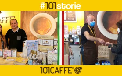 101CAFFE' Franchising: a self-employment opportunity to be considered right away!