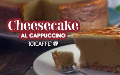101RECIPES: Cheesecake with cappuccino