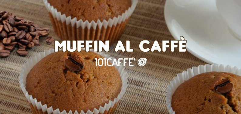 101RECIPES: Coffee Muffins