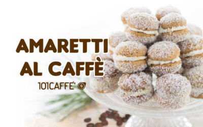 101RECIPES: Amaretto biscuits with coffee