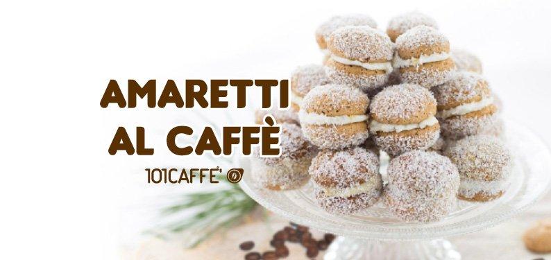 101RICETTE: Amaretti al caffè