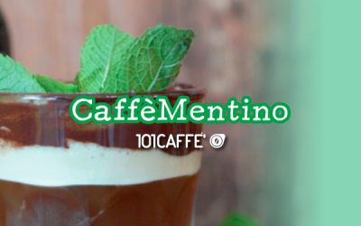 101RECIPES: CaffeMentino (Coffee with Mint)