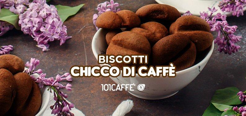 101RICETTE: Biscotti Chicco di Caffè