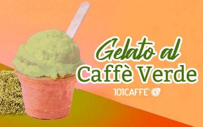 101RECIPES: Green Coffee Gelato