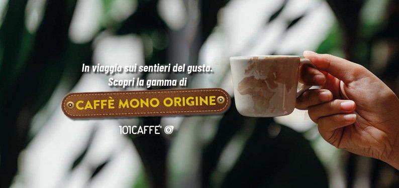 SINGLE-ORIGIN COFFEE 101CAFFE'