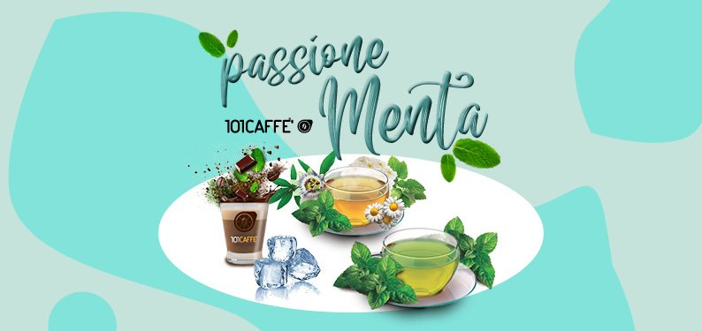 Passion for mint