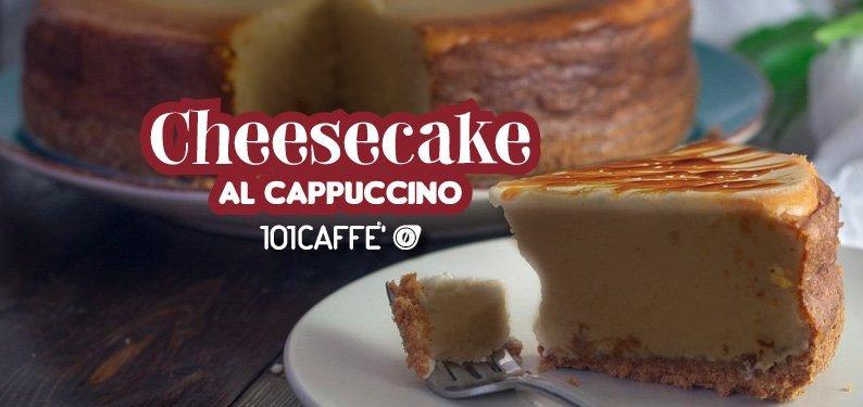 Rezepte Käsekuchen mit Cappuccino