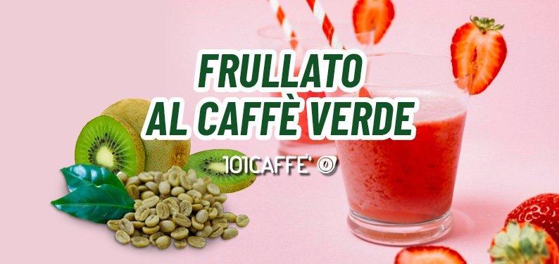101REZEPTE: Smoothie mit grünem kaffee