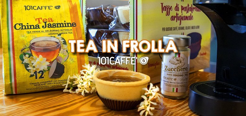 101RECIPES: Tea in shortcrust
