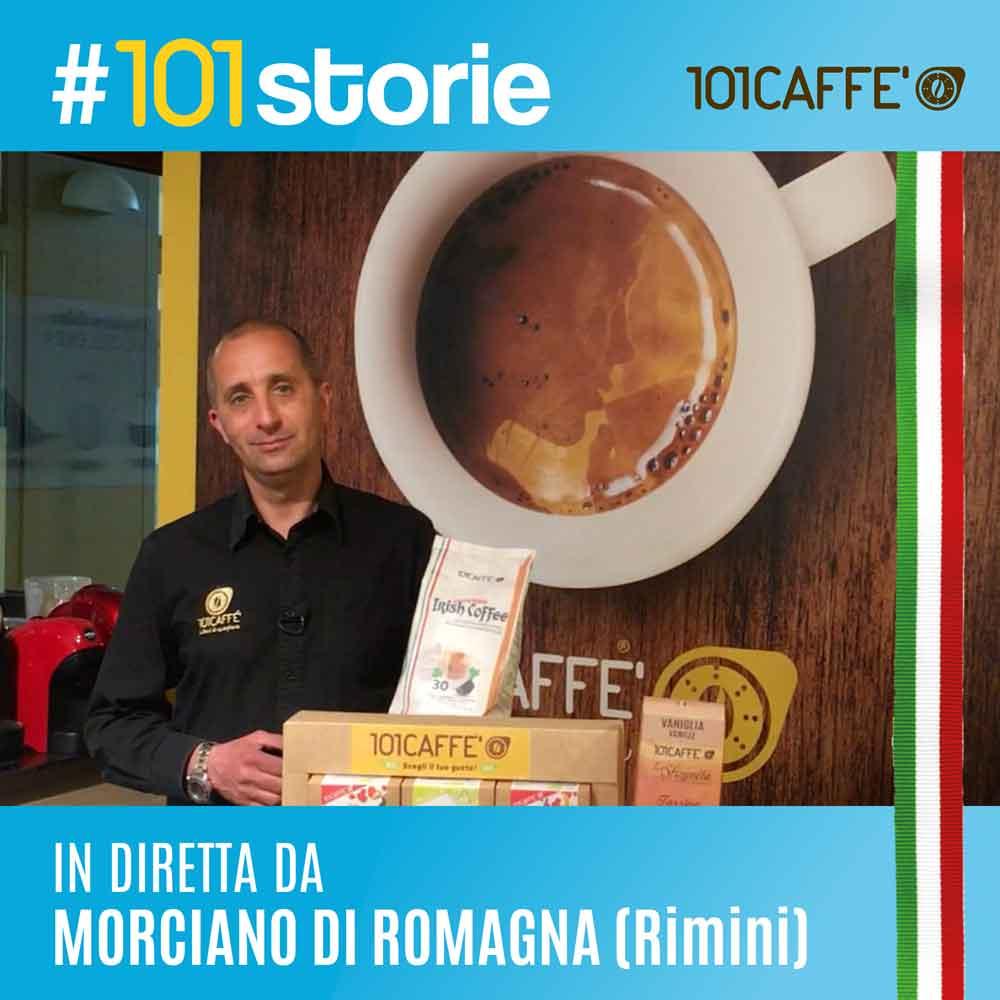 Affiliati 101 caffè Franchising