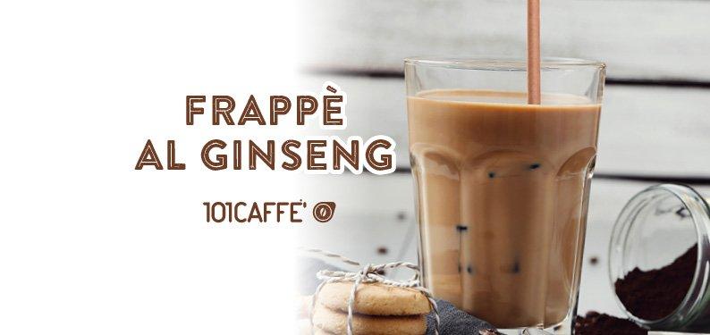 101RECIPES: Ginseng Frappé