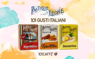 101CAFFE' and PASTIGLIE LEONE: Italian tradition across the world, in 101 flavors