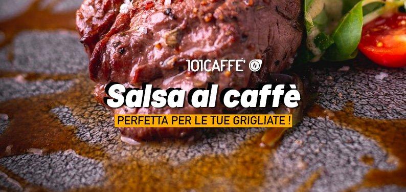 Coffee sauce for roasts