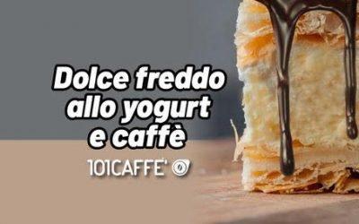 101RECIPES: Cold yogurt and coffee dessert