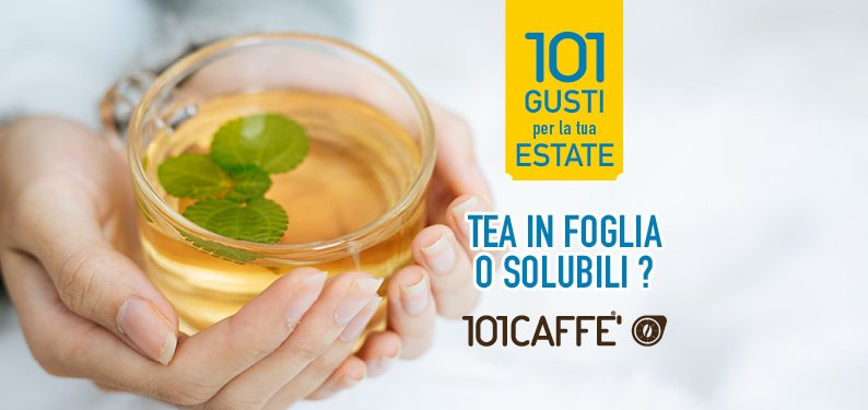 Thé en feuilles ou Thé soluble