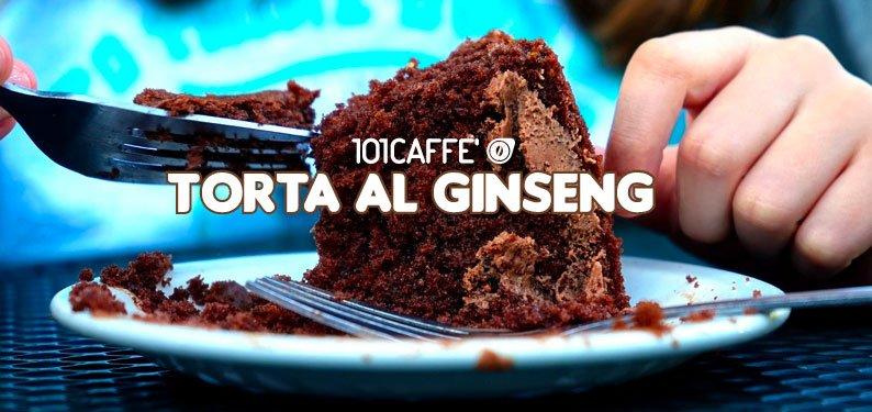 GINSENG CAKE