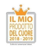 """""""Produit de l'année 2018-2019"""" (Nocciolino)"""