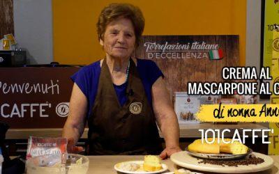101RECIPES: Mascarpone and coffee cream – Nonna Anna's Recipe