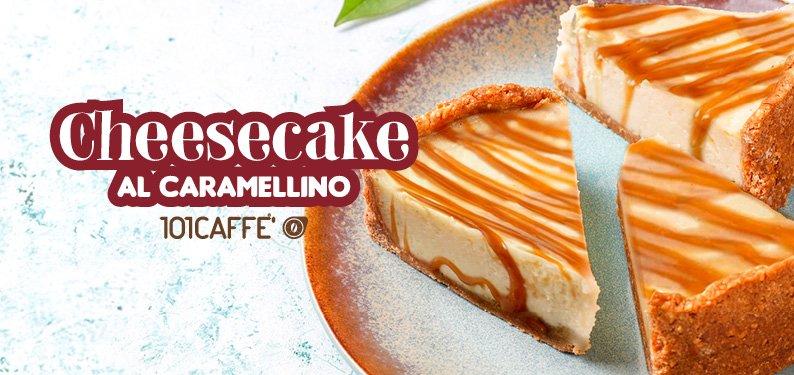 101RICETTE: Cheesecake al caramellino salato