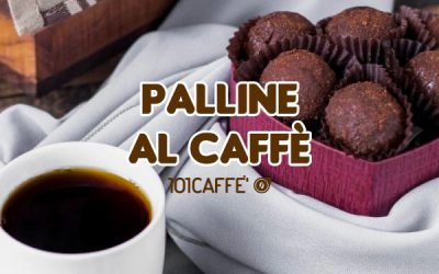 101RECIPES: COFFEE BALLS